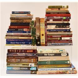 Texas Ranger Book Collection