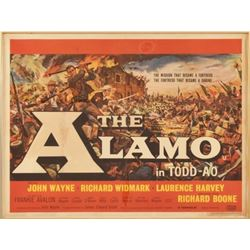 The Alamo Movie Posters Framed (3)