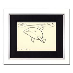 Dolphin by Wyland Original
