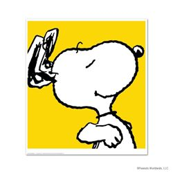 Snoopy: Yellow by Peanuts