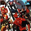 Image 2 : Age of Heroes #1 by Marvel Comics