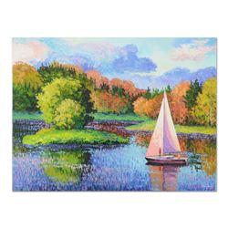 Fall Sailing by Antanenka Original