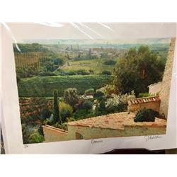"Sokol-Home ""Tuscan Landscape"""