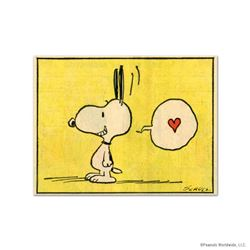 Heart by Peanuts