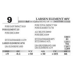Larsen Element 80V
