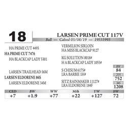 Larsen Prime Cut 117V