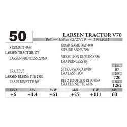 Larsen Tractor V70