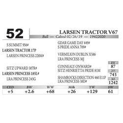 Larsen Tractor V67