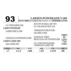 Larsen Powerade V189