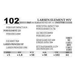 Larsen Element 95V