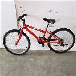 "ORANGE 12"" MOUNTAIN BIKE"