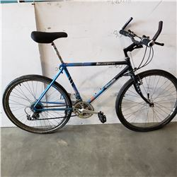 BLUE BLACK DOUGLAS BIKE