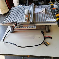"RIGID 7"" TILE SAW"