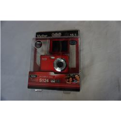 VIVITAR ITWIST S124 DIGITAL CAMERA