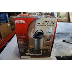 THERMOS PORTABLE COFFEE CENTER