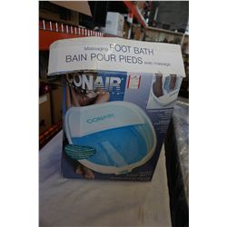 CONAIR FOOTBATH IN BOX