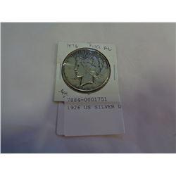 1926 US SILVER DOLLAR