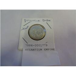 BYZANTIUM EMPIRE SILVER COIN