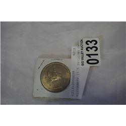 ELIZABETH II 5 SHILLING COIN