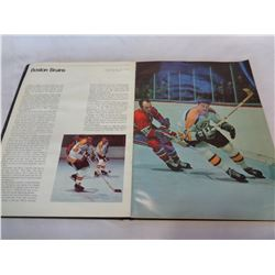 70-71 ESSO NHL POWERPLAYER ALBUM