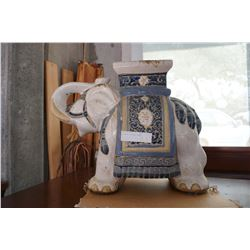 ELEPHANT PLANTER STAND