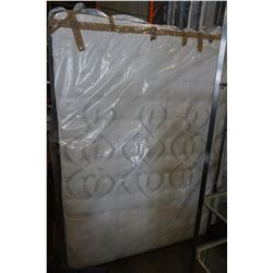 QUEENSIZE SEALY MATTRESS - 90 DAY RETURN, VISIBLE STAINS