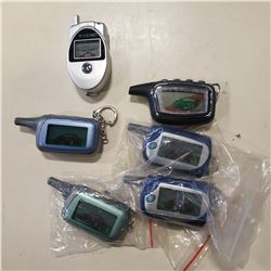 LOT OF NEW PROGRAMMABLE KEY FOBS