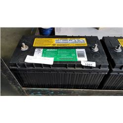 ACDELCO MODEL 1150 AUTOMOTIVE BATTERY