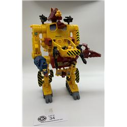 Vintage Transformer Toy