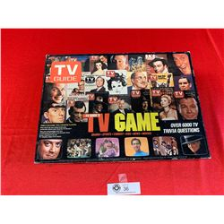 Vintage TV Guide Game. New. Box is beat up, but contents are unopened