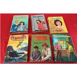 Vintage Books Bonanza, Donna Parker etc