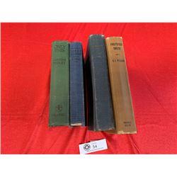 Lot fo 4 Vintage Books