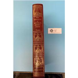 Huckleberry Finn Book from 1947.