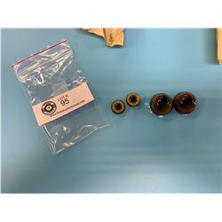 High Quality German Made Taxidermy Glass Eyeballs