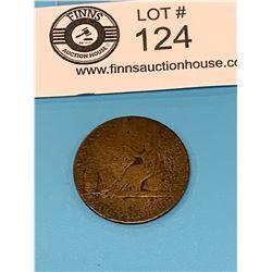 1798 Coin.