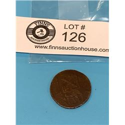 1700's Swedish Coin