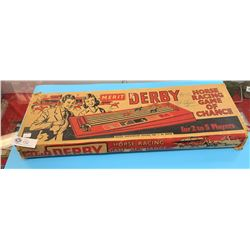 Derby Horse Racing Game in Box