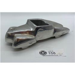 Vintage Cast Aluminum Decorative Car