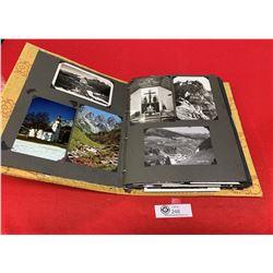 Vintage Album Full of All Postcards, Photos etc