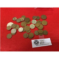 Lot of British Coins