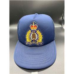 Vintage Obsolete RCMP Ball Cap