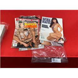 Lot of Adult Magazines