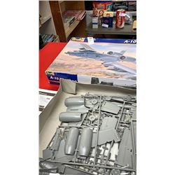 A-10 Warthog 1:48 Scale Model Complete in Box. Unused