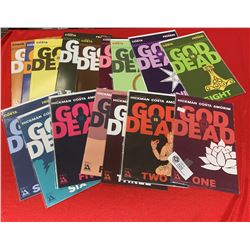Avatar God is Dead Comics Volume 1 through 16