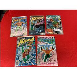 DC Aquaman Series Comics Volume 1-5