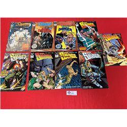 DC Comics Doc Savage 9 In Total