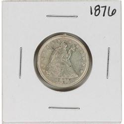 1876 Twenty Cent Piece Coin