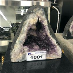 "APPROX. 11"" AMETHYST GEODE"