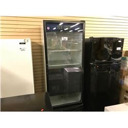 GLASS FRONT COMMERCIAL DISPLAY FRIDGE