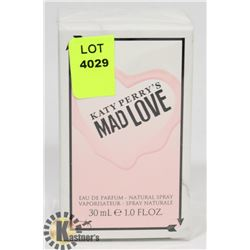 KATY PERRY'S MAD LOVE 30ML